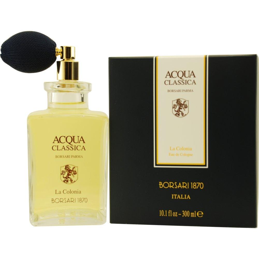 Acqua Max 57% OFF Classica Luxury goods Edc Spray Atomizer Di 10.1-Ounc Borsari By Parma