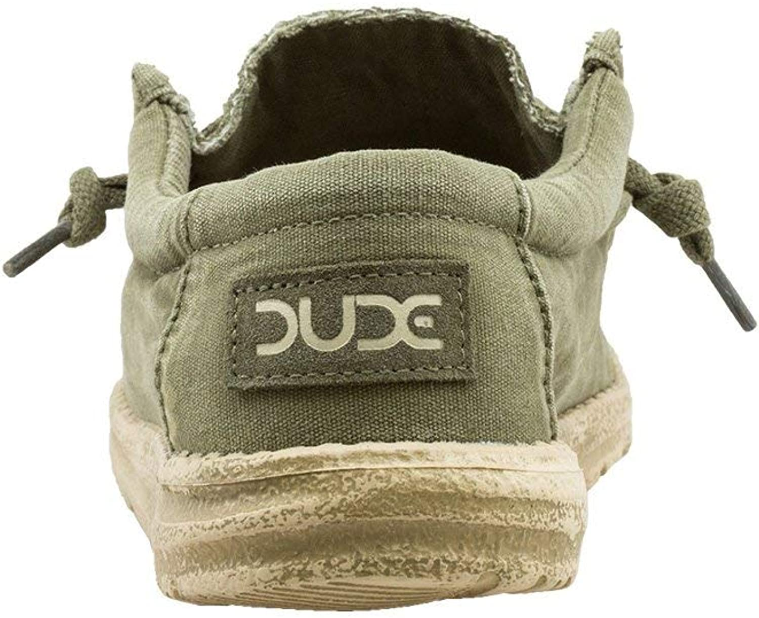 Hey Dude Men& 39;s Wally Washed Loafer