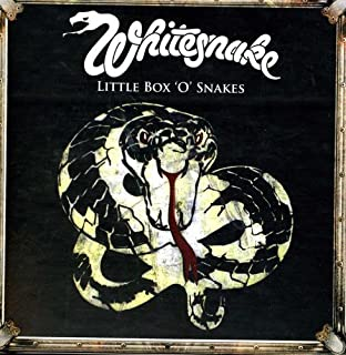 whitesnake box of snakes