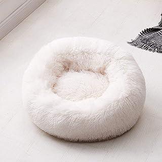 Super Soft Dog Bed, Washable Dog Kennel Deep Sleeping Bag, Sofa Basket House Beds,1,M Diameter 60Cm