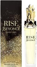 Beyonce Rise Eau De Parfums Spray for Women, 3.4 Ounce