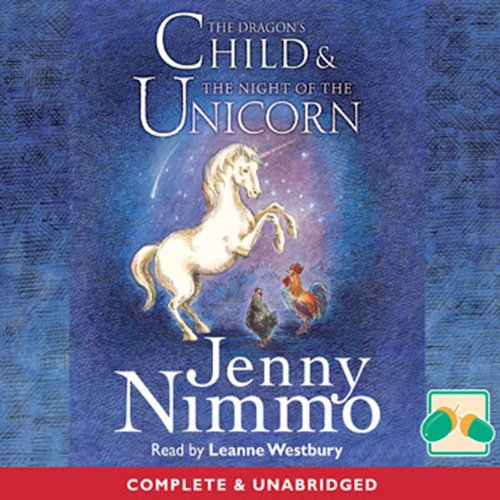 The Dragon's Child & The Night of the Unicorn cover art