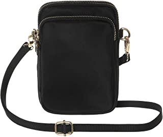Lightweight Small Crossbody bag Cell Phone Purses Wallet for Women