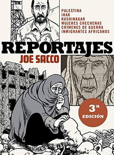 Reportajes (RESERVOIR GRÁFICA)