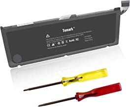 Temark Replacement Laptop Battery A1309 Compatible with MacBook Pro 17inch A1297 (Only fit Early 2009 Mid2009 Mid2010 Version), fits for MC226/A MC226CH/A MC226J/A 020-6313-C 661-5037-A (14600Mah)