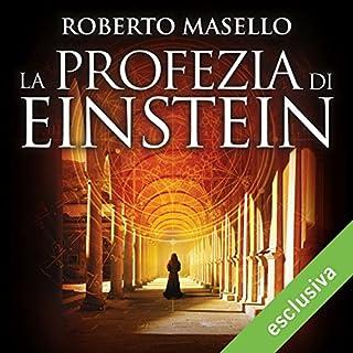 La profezia di Einstein copertina