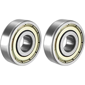 6200Z Double Shielded Deep Groove Ball Bearing 10mm x 30mm x 9mmBD