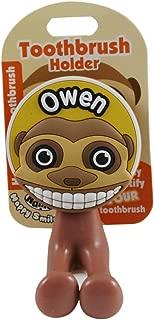 John Hinde My Name Owen Toothbrush Holders