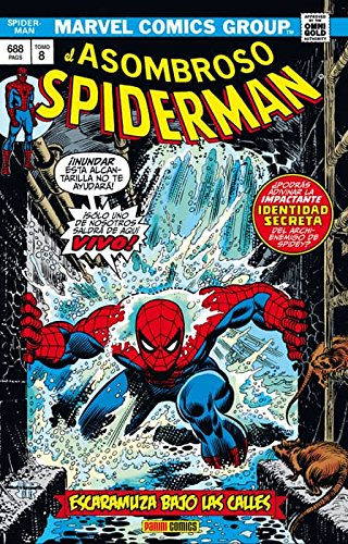 El asombroso Spiderman 8. Escaramuza bajo las calles