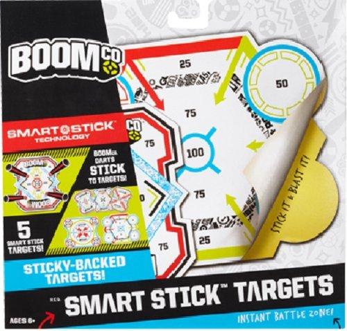 BOOMco. Smart Stick Target Sticker Pack
