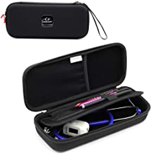 Prohapi Hard Stethoscope Case with ID Slot Compatible with 3M Littmann/ADC/Omron..