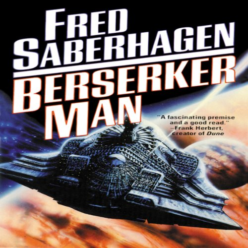 Berserker Man audiobook cover art
