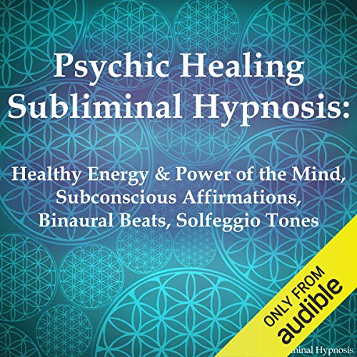 Psychic Healing Subliminal Hypnosis Titelbild