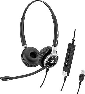 【国内正規品】EPOS | SENNHEISER アクティブノイズキャンセル ヘッドセット SC 660 ANC USB