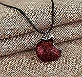 YOUZYHG co.,ltd Halskette roter Apfel Anhänger Halsketten für Frauen Schmuck Kragen Accessoires...