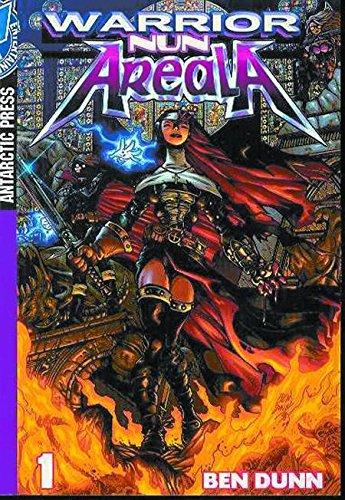 Warrior Nun Areala Color Manga #1