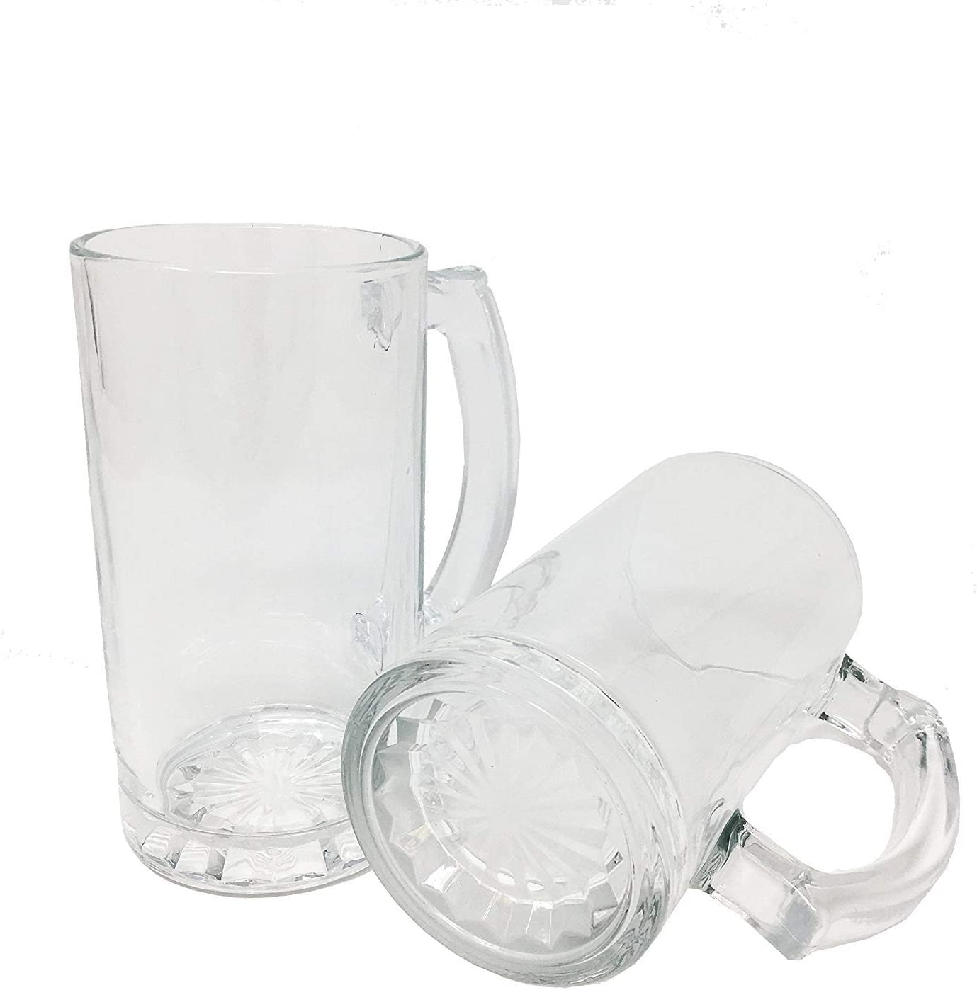 All Purpose Durable Large 16 oz.Heavy Duty Glass Pub Solid Lowest price challenge Bar B Tulsa Mall