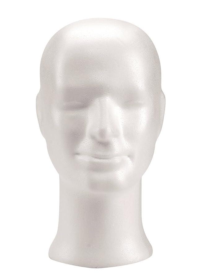 Glorex 3803?742?6?Styrofoam Heads, Polystyrene, 20?x 16?x 28?cm White