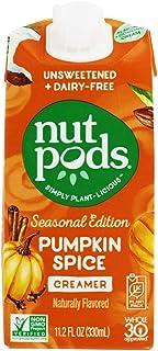 Nutpods, Dairy Free Pumpkin Spice Creamer, 11.2 Fl Oz