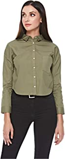 Lee Cooper Shirt Neck Shirts For Women