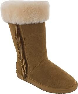 Womens Canyon Sheepskin Boot