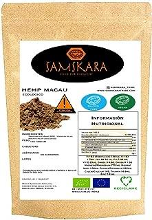 Hemp Macau (Cañamo + Maca + Cacao) Ecológico | BIO |