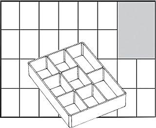 Caja de almacenaje para interior, 109x79 , Tipo A78-media altura, 1