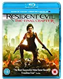 resident evil: the final chapter 3d (2 disc) (2 blu-ray) [edizione: regno unito] [edizione: regno unito]