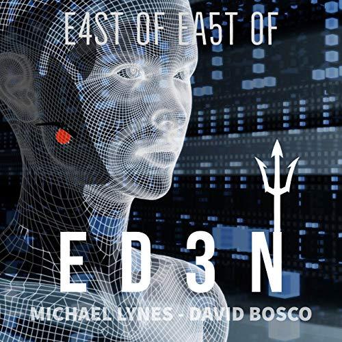 East of East of Eden audiobook cover art