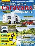Camping, Cars & Caravans 5/2021 'Superkompakt für 2+2'
