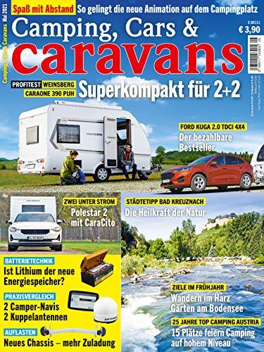 Camping, Cars & Caravans 5/2021