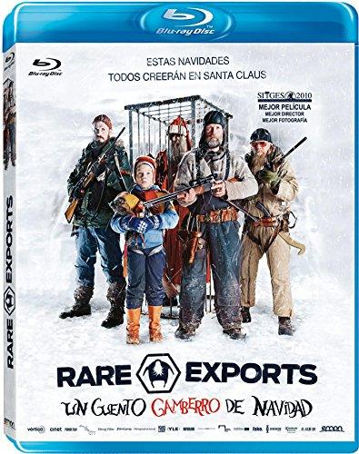 Rare Exports: Un Cuento Gamberro De Navidad [Blu-ray]