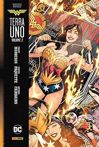 Terra Uno. Wonder Woman (Vol. 2)