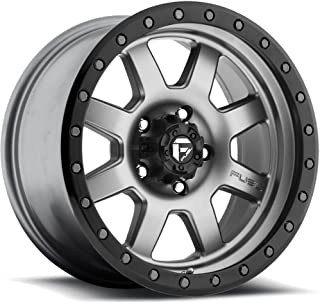 FUEL TROPHY GD -Matte GUN Wheel with Painted (18 x 9. inches /6 x 135 mm, 1 mm Offset)