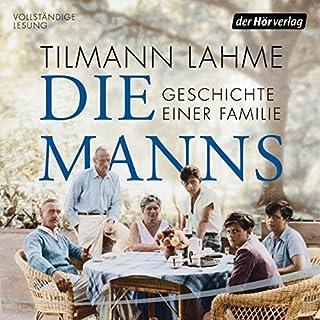 Die Manns: Geschichte einer Familie Titelbild