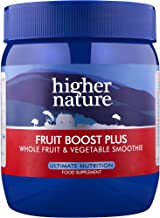 Higher Nature Fruit Boost Plus formerly Easy 3 225mg Estimated Price : £ 19,75
