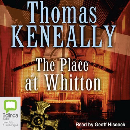 The Place at Whitton audiobook cover art