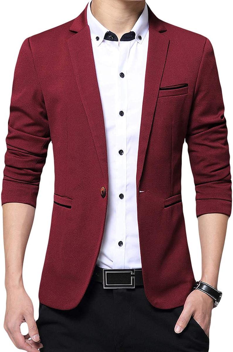 Blazer - Chaqueta de disfraz para hombre, diseño elegante y formal para boda, negocios, veladas