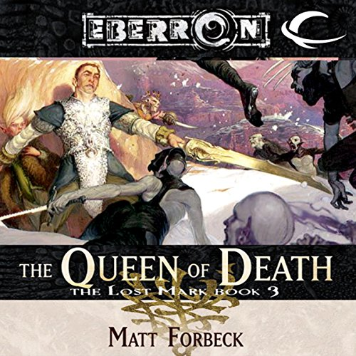 The Queen of Death audiobook cover art