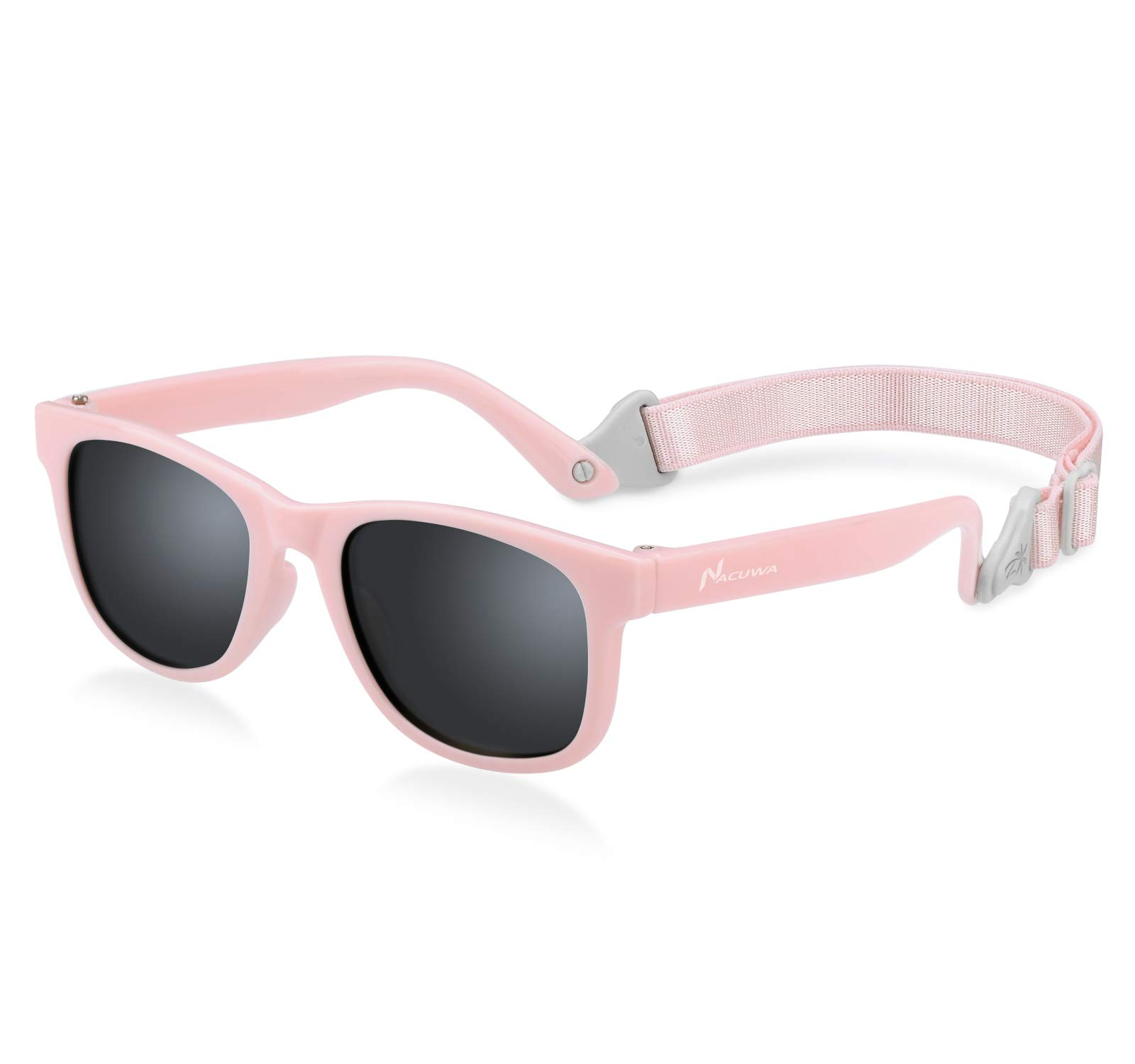 Nacuwa Baby Sunglasses Toddler included