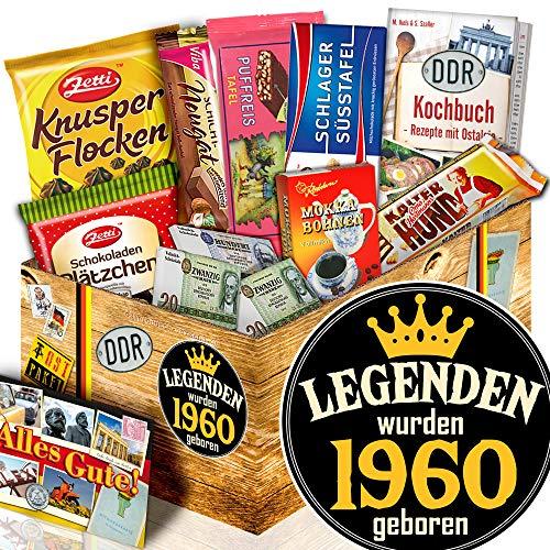 Legenden 1960 ++ Ossi Schokolade ++ Präsentkorb Geburtstag
