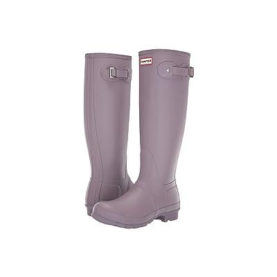 Hunter Original Tall Rain Boots (Thundercloud) Women