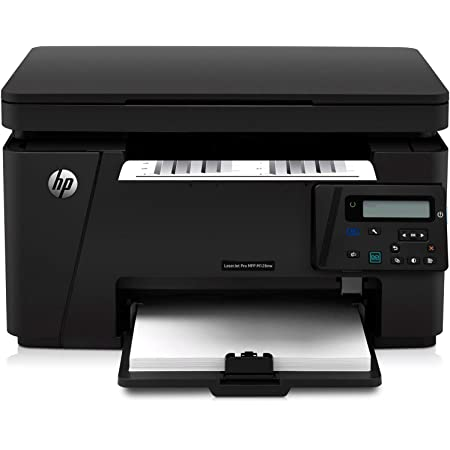 HP Laserjet Pro M126nw Multi-Function Direct Wireless Network Laser Printer (Print, Copy, Scan, Black)