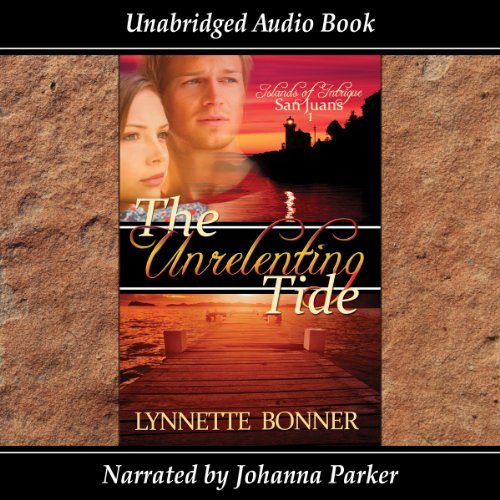 The Unrelenting Tide audiobook cover art