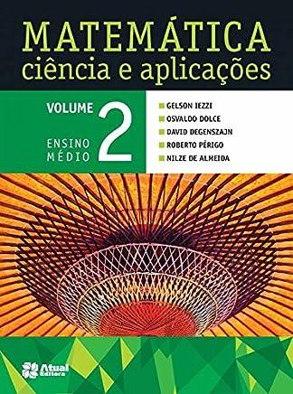 Matemática, Ciência e Aplicações - Volume 2