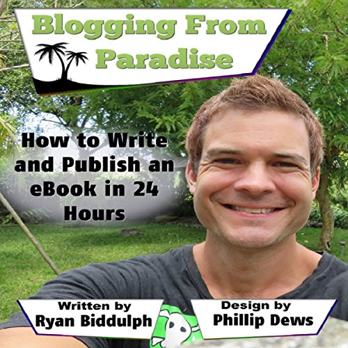 How to Write and Publish an eBook in 24 Hours                   By:                                                                                                                                 Ryan Biddulph                               Narrated by:                                                                                                                                 Gene Blake                      Length: 50 mins     7 ratings     Overall 4.0