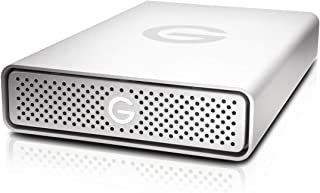G-Technology G-DRIVE 18TB Enterprise Klasse 7200 RPM, 245MB/s, met USB 3.0, 3 jaar garantie