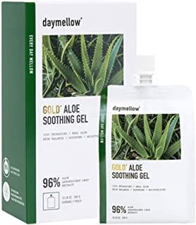 [DAYMELLOW] Gold Aloe Soothing gel 96% 300ml