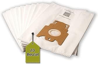20 Staubsaugerbeutel kompatibel zu Variant EO 01 Cap