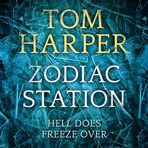 Zodiac Station audiobook cover art